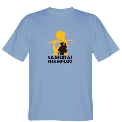 Футболка Samurai Champloo Logo