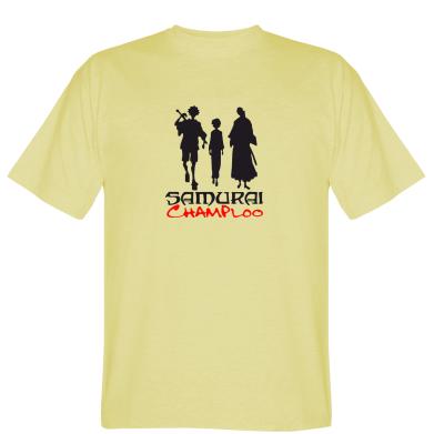 Футболка Samurai Champloo Trio