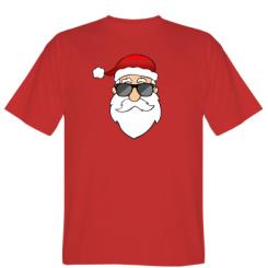 Футболка Santa Claus Hipster