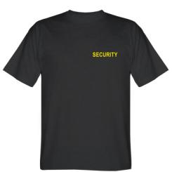 Футболка Security