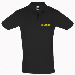 Футболка Поло Security