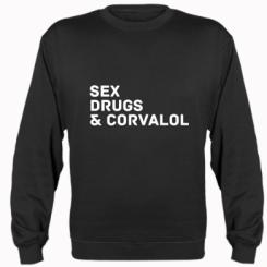 Реглан Sex, Drugs & Corvalol