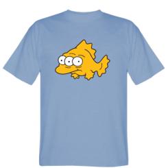 Футболка Simpsons three eyed fish