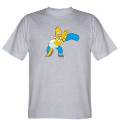 Футболка Сімпсони танцюють