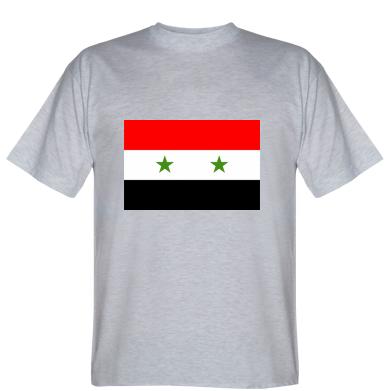 Футболка Сирія