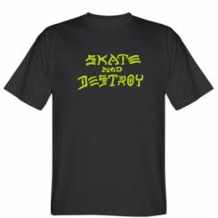 Футболка Skate & Destroy