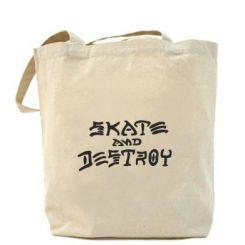 Сумка Skate & Destroy