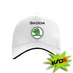 Детская кепка Skoda