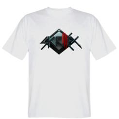Футболка Skrillex 3D Logo