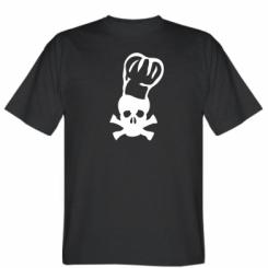 Футболка Skull Chef