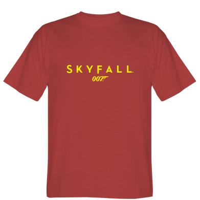 Футболка Skyfall 007