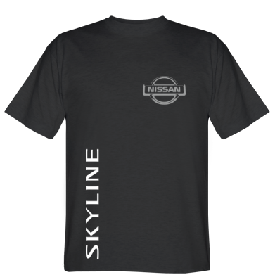 Футболка Skyline Логотип (Nissan)