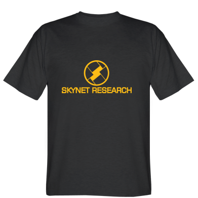 Футболка Skynet Research