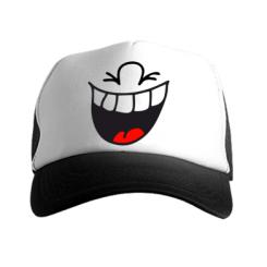 Кепка-тракер Сміх
