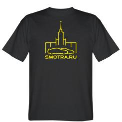 Футболка Smotra ru