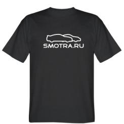 Футболка Smotra.ru