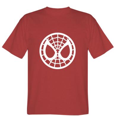 Футболка Спайдермен лого