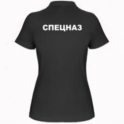 Купити Жіноча футболка поло Спецназ