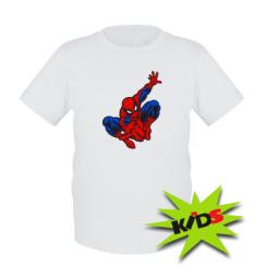 53a667e185731 Детские футболки Человек-паук - купить футболку Человек-паук в Киеве ...