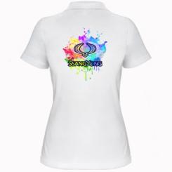 Жіноча футболка поло SsangYong Art