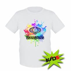 Дитяча футболка SsangYong Art