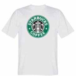 Футболка Starbucks Logo