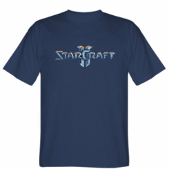 Футболка StarCraft 2