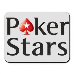 Килимок для миші Stars of Poker