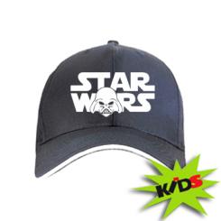 Детская кепка StarWars Logo