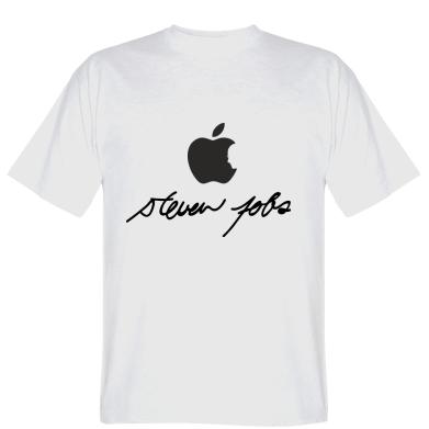 Футболка Steve Jobs