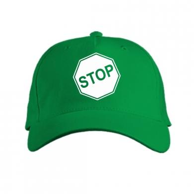 Купити Кепка STOP