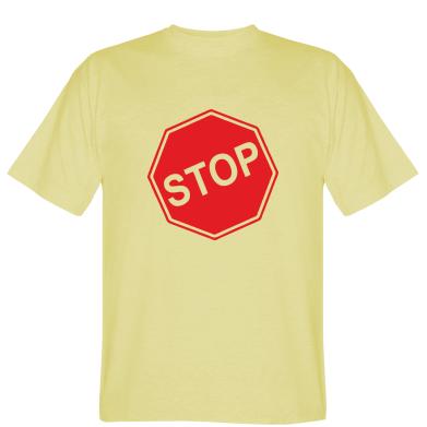 Купити Футболка STOP