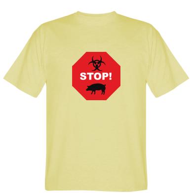 Футболка Stop