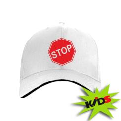 Купити Дитяча кепка STOP