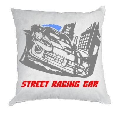 Купити Подушка Street Racing Car