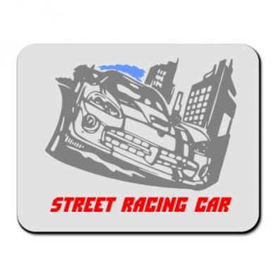 Купити Килимок для миші Street Racing Car