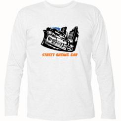 Купити Футболка з довгим рукавом Street Racing Car