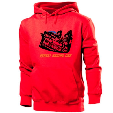 Купити Толстовка Street Racing Car