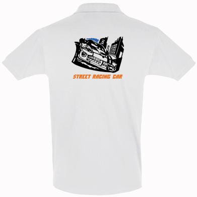 Купити Футболка Поло Street Racing Car