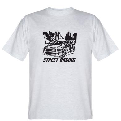 Футболка Street Racing