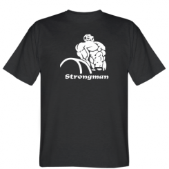 Футболка Strongman