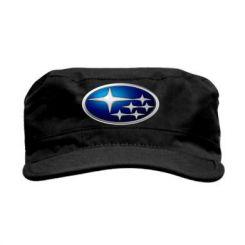 Кепка мілітарі Subaru 3D Logo