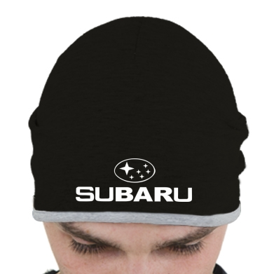 Купити Шапка Subaru