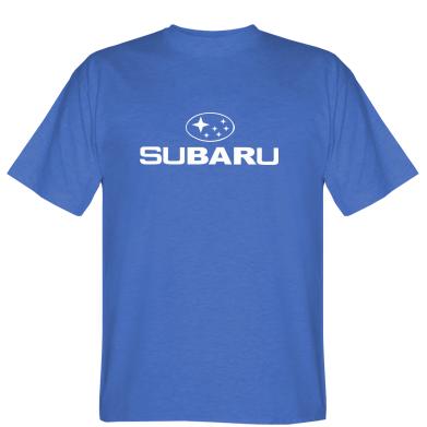 Футболка Subaru