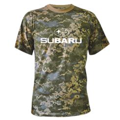 Купити Камуфляжна футболка Subaru