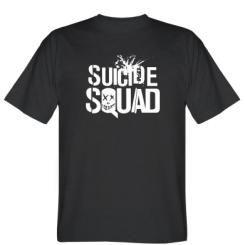 Футболка Suicide Squad Logo