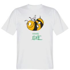 Купити Футболка Шалена бджілка