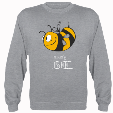 Купити Реглан Шалена бджілка