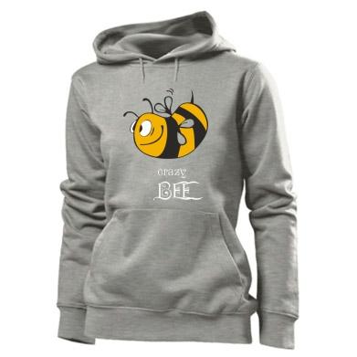 Купити Толстовка жіноча Шалена бджілка