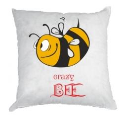 Купити Подушка Шалена бджілка